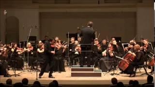Sergej Krylov plays Prokofiev -  violin concerto №2.(II. Andante assai)  UPO, conductor - Dmity Liss