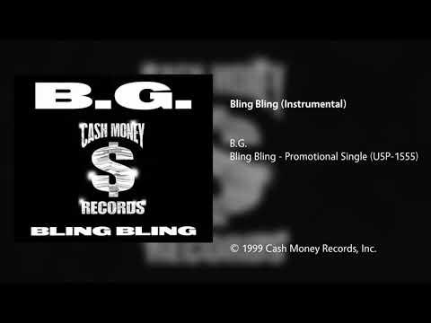B.G. - Bling Bling (Instrumental)