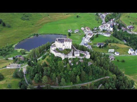 Schloss Tarasp - Switzerland