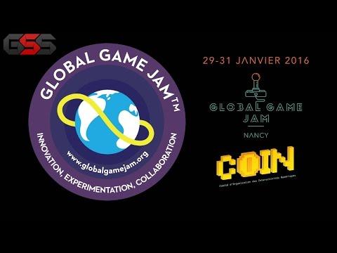 Reportage - Global Game Jam 2016 à Nancy