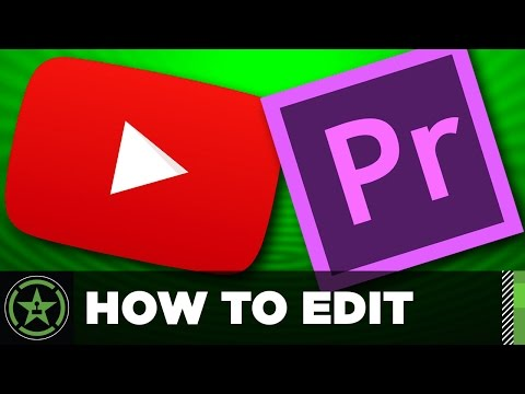 How to Edit a Let's Play - AH Behind the Scenes