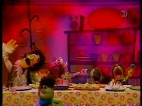 Sesame Street Dinner Theater
