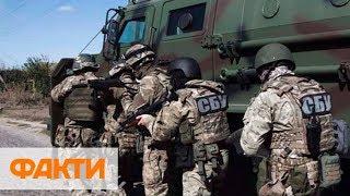 Штурм вокзала и освобождения заложников - масштабные учения правоохранителей на Волыни