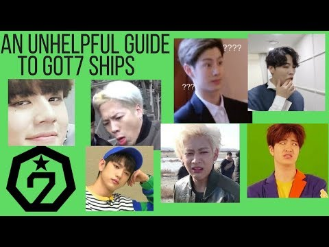 an unhelpful guide to got7 ships