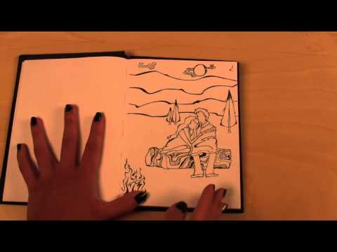 'When the Day Met the Night' by Panic! at the Disco Animation Video