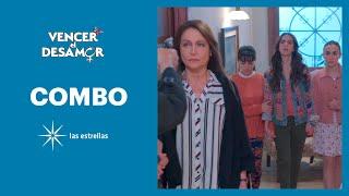 Vencer el desamor: Lino intenta tomar a la fuerza a las mujeres Falcón | C-92 | Las Estrellas
