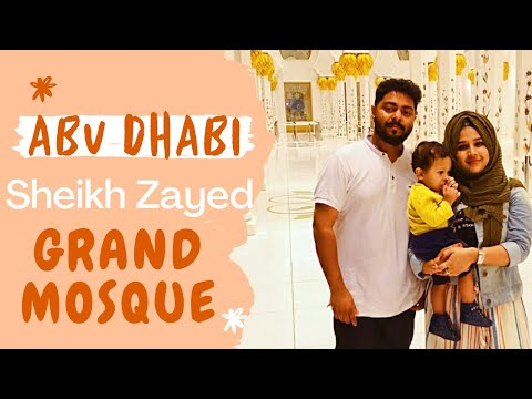 Sheikh Zayed Grand Mosque Abu Dhabi | Brisket at famous Deva's |Back to Riyadh From Dubai -Road Trip