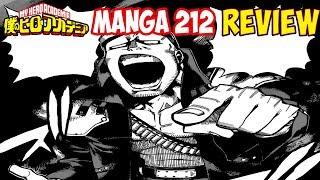 My Hero Academia Manga 212 - Successor Review