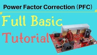 Led TV Repairing Course | Basic Tutorial of Power Factor Correction PFC and Control in TV
