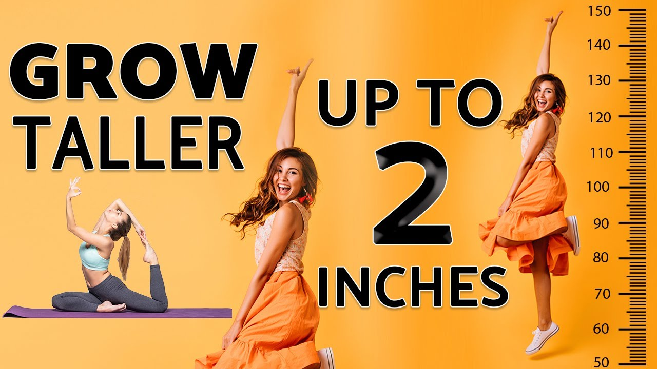 Download 5 Super Yoga Poses That Will Help Increase Your Height | Increase Your Height with Yoga