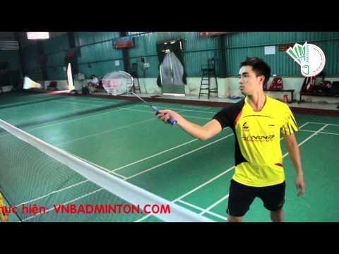 Ky Thuat Cau Long Co Ban VNBadminton Day Cau Hoang Hai Phuong Nam