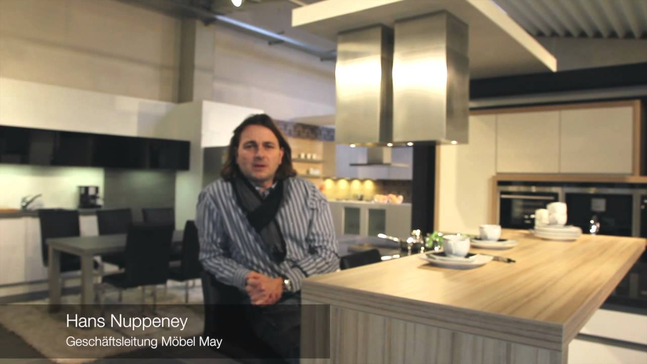 Hans Nuppeney, Geschäftsführung Möbel May - YouTube