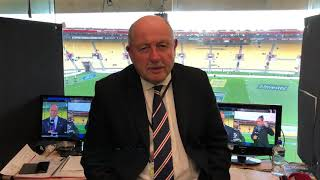 South Africa Test match preview with Grant Nisbett