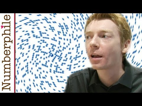 Prime Spirals - Numberphile