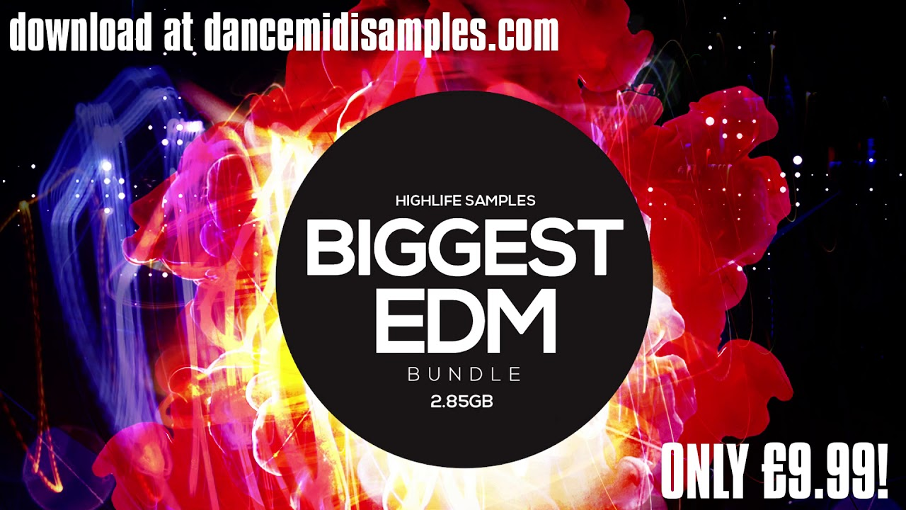 EDM Samples Bundle - Special Offer!