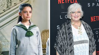 The Sound of Music Cast: Then and Now (1965 vs 2020)