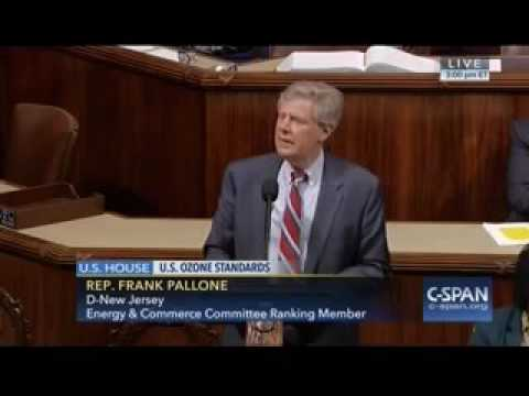 Congressman Frank Pallone on Protecting the Clean Air Act and Public Health