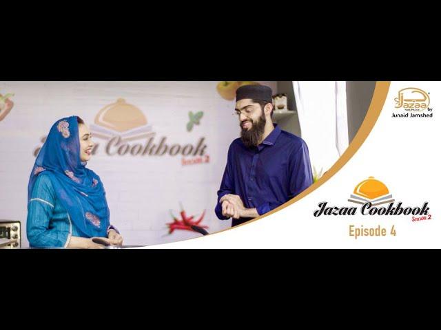 Jazaa CookBook Season 2, Episode 4 | Babur Junaid Jamshed  | Shawarma Fries | Jelly Gelatine Cake