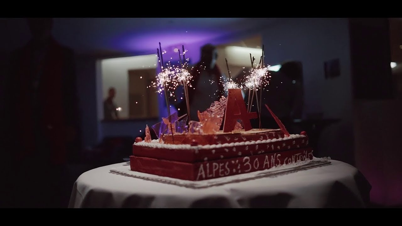 30 ans Alpes Contrôles - YouTube