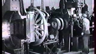 GEA BTT - Historical video -  Steam locomotive manufacturing thumbnail