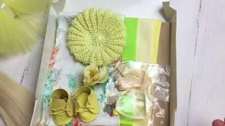 Обзор набора для шитья куклы