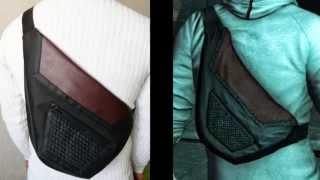 Desmond miles bag (Assassin's Creed 3) / Сумка Дезмонда из игры Assassin's Creed 3