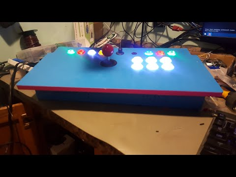 Arcade PacUp: Arcade1Up on the go prototype, Part 1 from Phreakwar PC Custom Builds
