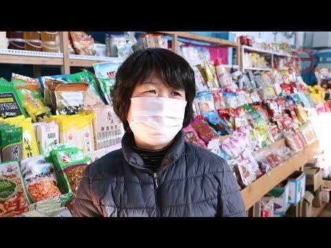 Китайский рынок в Уссурийске продолжает работу, несмотря на напряженность из-за коронавируса