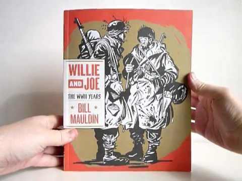 willie-&-joe:-the-wwii-years-(softcover-ed.)-by-bill-mauldin---video-preview