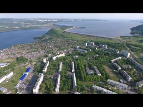 Усть-Илимск левый берег