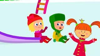 ДЕТСКИЙ САДИК - Песенки для детей - Сборник