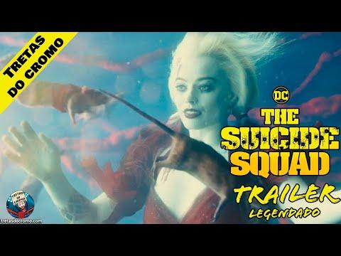 The Suicide Squad recebe o 3º trailer
