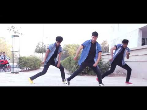 Manma Emotion Jaage - Dilwale | Dance Choreography | By Hemu Rajput , Break Boy Rico, Abhishek soni