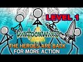 Cartoon Wars 2 - Level 1 Android Gameplay HD