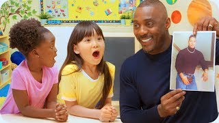 Idris Elba Asks Kids for Red Carpet Advice for the Hobbs & Shaw Premiere // Omaze