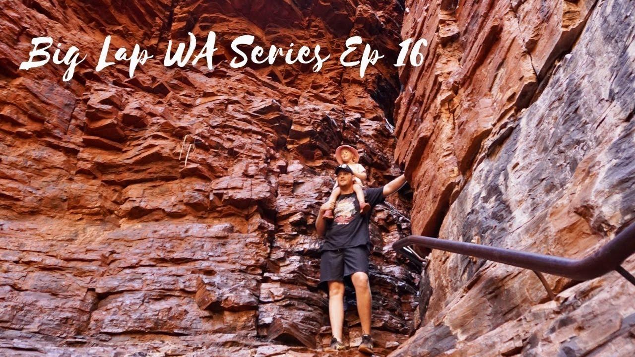 Download E16 | The Big Lap of WA - 4x4ing Up WA's BIGGEST Mountain (Mt Meharry) and Karijini National Park