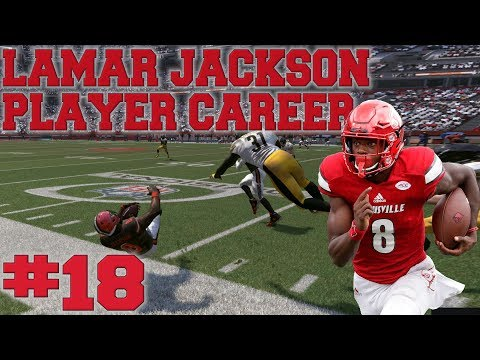 Just How Far Can This Defense Take Us? | Lamar Jackson Player Career | Episode 18