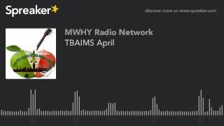 TBAIMS April
