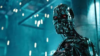 Connor And Marcus Vs T-800 | Terminator Salvation [Director's Cut]
