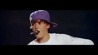 Justin Bieber - Never Let You Go | My World Tour - Madison Square Garden