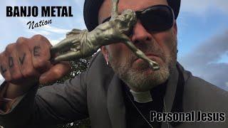 DEPECHE MODE - PERSONAL JESUS (Banjo Metal Cover feat Reuno Lofofora & Renato Di Folco)