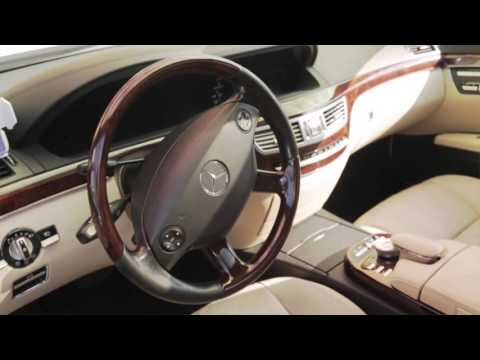 Прокат Авто на свадьбу Mercedes Мерседес 221 белый
