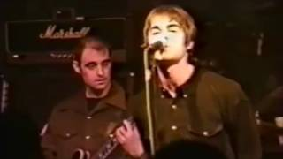 Oasis - Fade Away Live In New York 1994