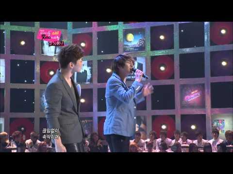 【TVPP】Onew, key(SHINee) - Mona Lisa, 온유, 키(샤이니) - 모나리자 @ Idol Star 7080 Best Singer