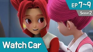 Power Battle Watch Car S2 EP 07~09 (English Ver)