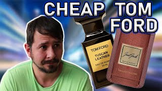 SUPER CHEAP TOM FORD FRAGRANCE ALERNATIVES - JUST JACK ITALIAN LEATHER & TOBACCO LEAF CLONE REVIEWS YouTube Videos