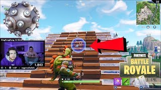 LosPollosTv Doesn't Know How To Use Impulse Gernade?? (Daily Fortnite Highlights 22)