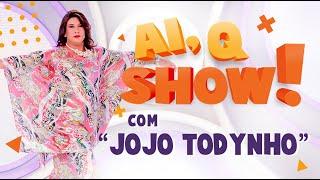 Narcisa se surpreende com Jojo Todynho  | Ai Q Show (21/04/19)