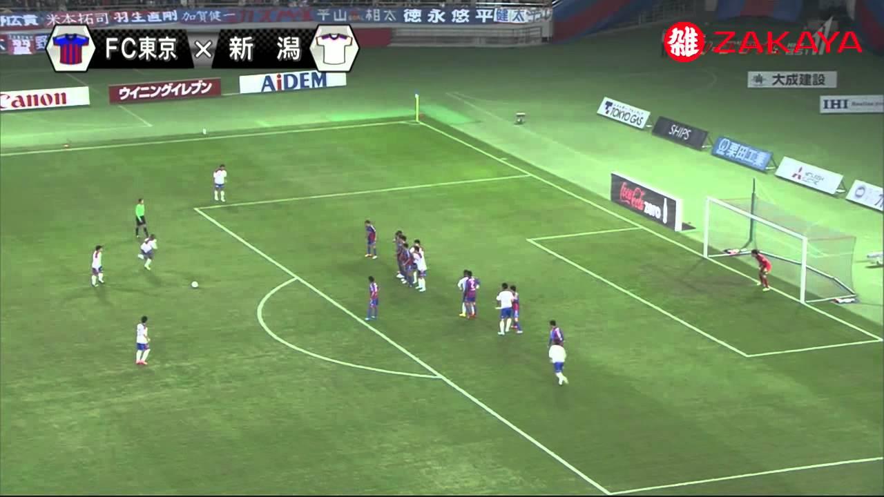 Download 2014 J1 第32節 FC東京 1-3 アルビレックス新潟 20141122