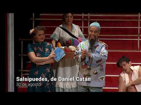 Tercera temporada de Ópera de Bellas Artes